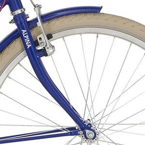 Alpina voorvork 24 Tingle reflex blue