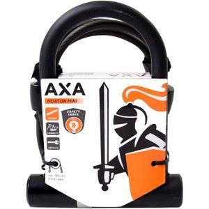 Axa beugelslot Newton UL+Cable