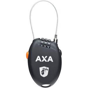 Axa cijferslot Roll Retractable 75cm