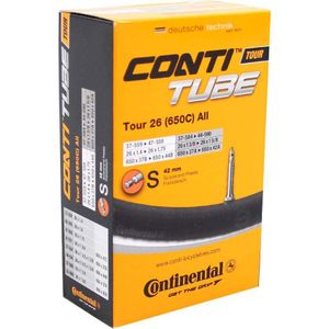 Continental binnenband 26x1.3/8 fv 42mm