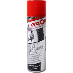 Cyclon Tyre Assembly Spray 500ml