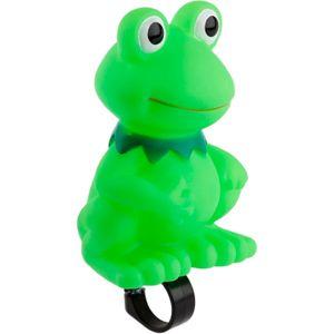 Pex toeter Kikker groen
