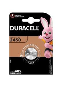 Duracell batt CR2450 3V krt (1)