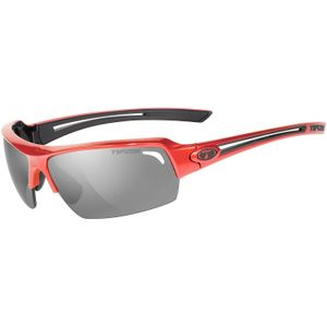 Tifosi bril Just metallic rood smoke polarized