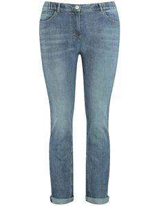 Samoon Jeans blue denim Betty