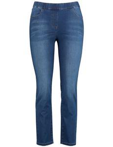 Samoon Jeans elastische band Lucy