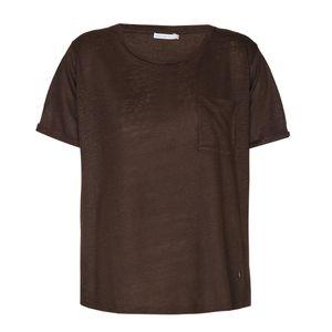 Xandres Gold Shirt bruin X-TAMZIN