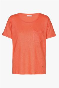 Xandres Gold Shirt koraal X-TAMZIN