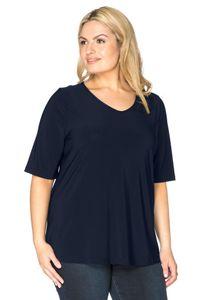 Yoek Shirt relax fit DOLCE blauw