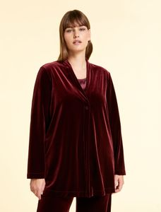 Marina Rinaldi Easy vest knoopsluiting OMBRA