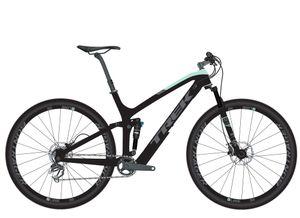 Fuel EX 9.8 WSD 18.5 Matte Trek Black/Sprintmint