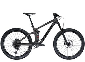 Trek Remedy 8 27.5 18.5 Matte Dnister Black