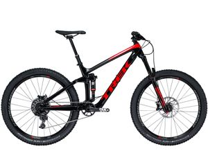 Remedy 9.7 27.5 17.5 Trek Black/Viper Red