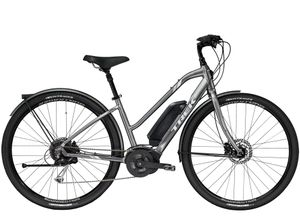 Trek Verve + Low-Step (EU) XS Anthracite