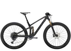 Top Fuel 9.9 X01 XXL Matte Raw Carbon/Voodoo Trek