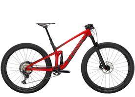 Trek Top Fuel 9.8 XT XL Gloss Red/Matte Carbon Smoke NA