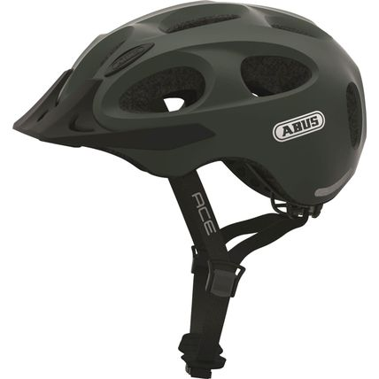 Abus helm Youn-I Ace metallic green M 52-58