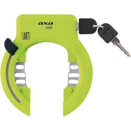 Axa ringslot Solid XL groen