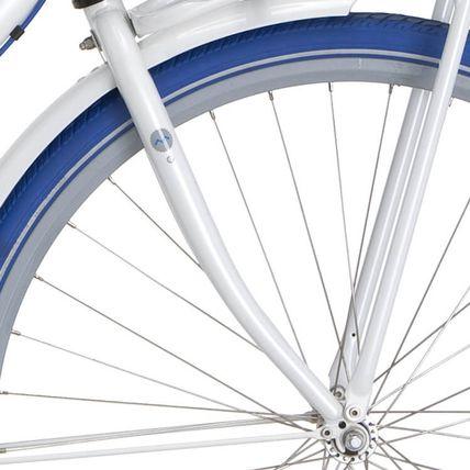 Cortina voorvork 28 Milo D wit