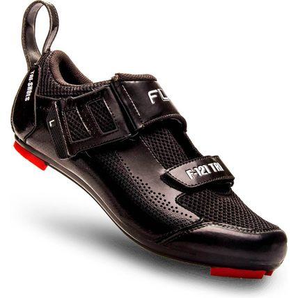 FLR F-121 Triathlon Schoen Zwart 46