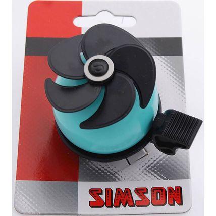 Simson bel Air turq/zwart