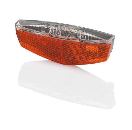 ACHTERLICHT XLC E-BIKE LED STL 50/80MM