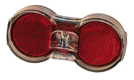 ACHTERLICHT B&M TOPLIGHT FLAT PLUS LED NDY STL