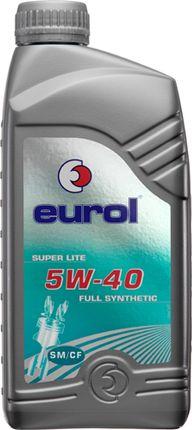 OLIE EUROL 5W40 SUPER LITE FULL SYNTHETIC 1LTR