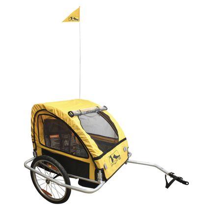 Kinderaanhanger / bagageaanhangwagen Kids Ride