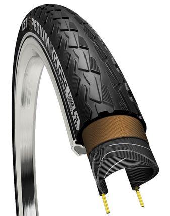 ##28x1 5/8x1 3/8 Xpedium Globe zwart RS 630180 CST