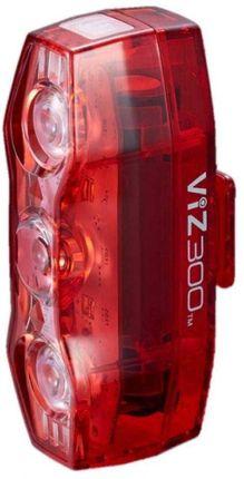 ACHTERLICHT CAT VIZ300 LD810-R LED USB