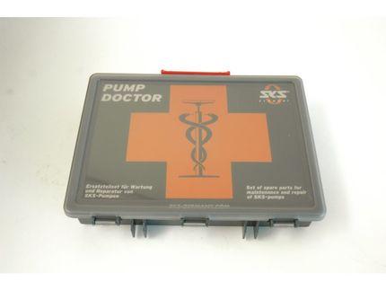 SKS Doctor-Box Boîte de Pièces de Rechange Pompe