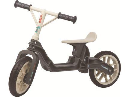 Loopfiets Polisport Balance Bike - Grijs/Creme