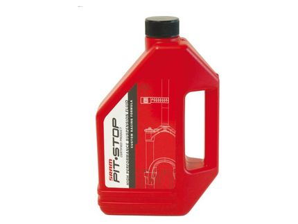 Rockshox high performance suspension olie 5 wit 1 l