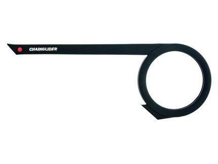 Hebie kettingkast chainglider 3.0 38t open voor zwart