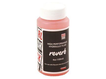 Rockshox olie reverb high performance oil 120ml