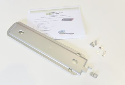 Montage Kit Geleiderrail TBV Ion Docking