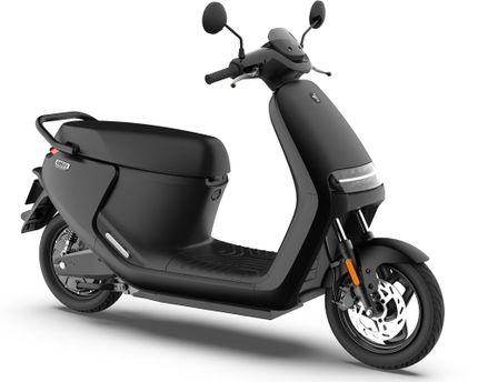 segway E110SE Launch Edition E-scooter 45km, Matt Black