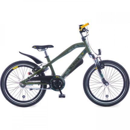 Alpina Trial J22, Survival Green Matt