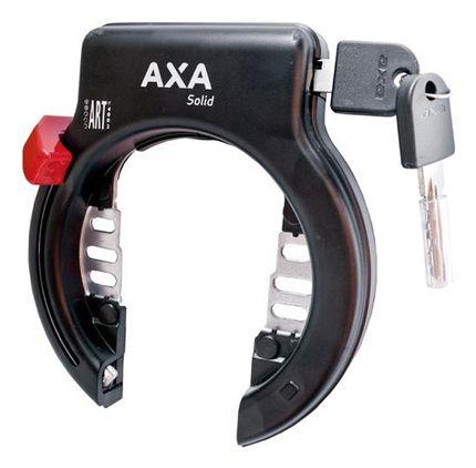 AXA Ringslot Solid XL Zwart