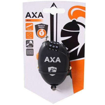 Axa KAbelslot Roll Code 17x1.6