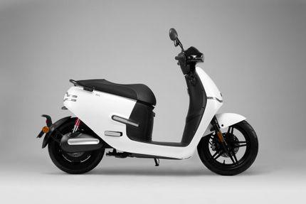 Horwin EK1 26ah E-scooter, Matte White