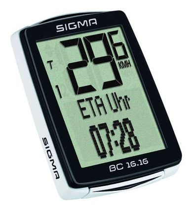 Sigma Fietscomputer BC1616