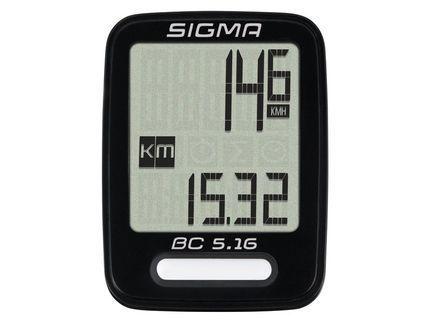 Sigma Fietscomputer  BC5.16 ZW