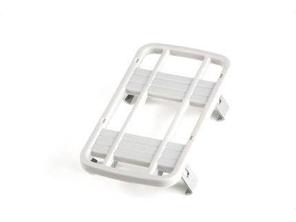 Yepp Easyfit Bagagedrager Adapter Zilver