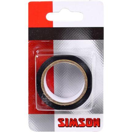 Simson Isolatieband Zwart