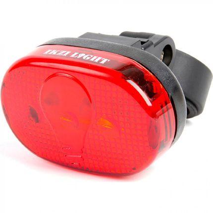 IKZI Achterlicht 3-Led Batterij