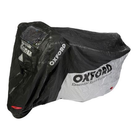 Beschermhoes Scooter Compact Oxford Rainex - S 159x122x85cm (op=op)