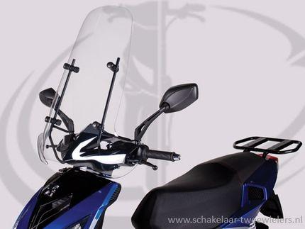 Windscherm Peugeot Speedfight 3/4 Hoog Origineel