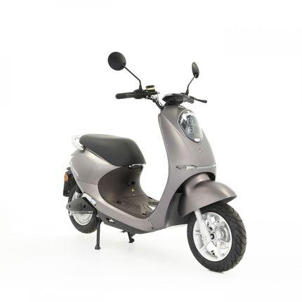 Yadea C-umi E-scooter 25km, Matte Taupe